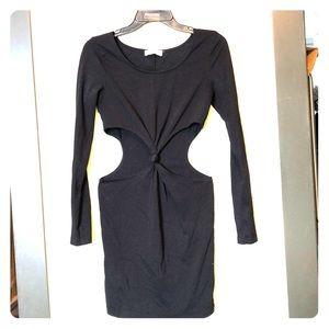 Dresses & Skirts - Cutout black dress